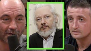 Joe Rogan & Michael Malice on Julian Assange