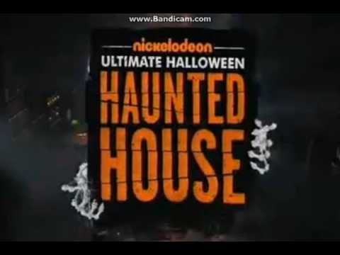 nickelodeons ultimate halloween haunted house official promo are you ready for scream