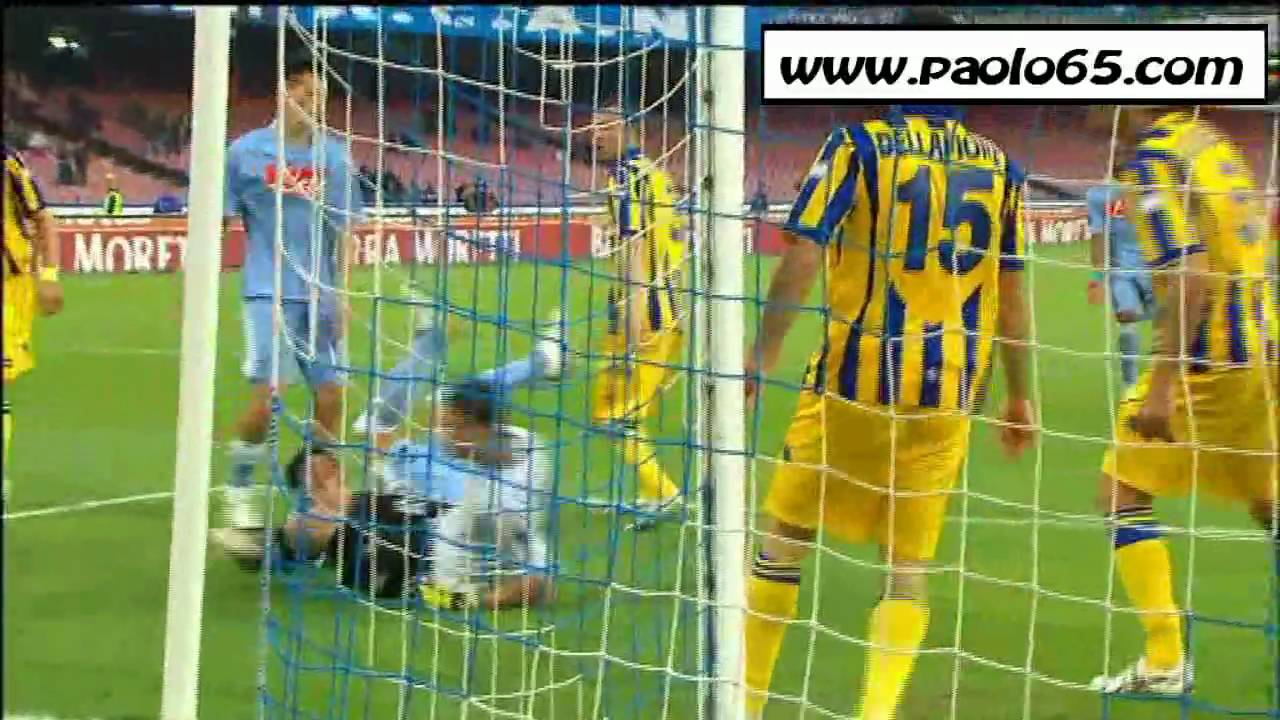 NAPOLI PARMA = 2 - 3 - YouTube