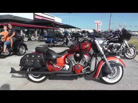 322217 - 2015 Indian Chief Vintage - Used motorcycles for sale