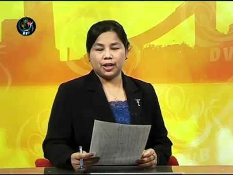 DVB - 20.01.2011 - Daily Burma News