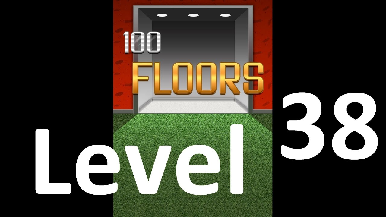 100 Floors Level 38 Floor 38 Solution Iphone Ipad Ipod