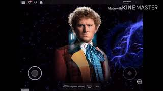 Doctor who roblox adventures theme