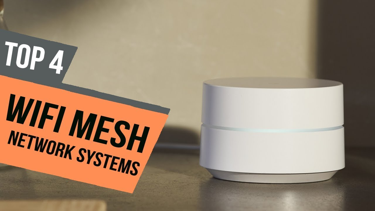 Best Wifi Mesh Network 2020 4 Best WiFi Mesh Network Systems 2019 Reviews   YouTube