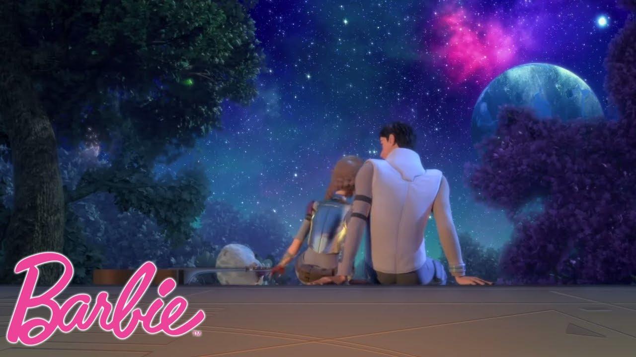 и приключения в космосе | Barbie и Космическое приключение ...