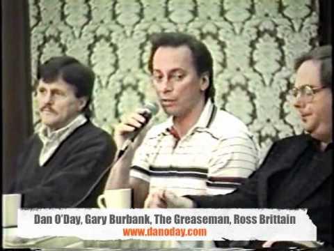 RADIO ADVICE - GREASEMAN, ROSS BRITTAIN, GARY BURBANK, DAN O'DAY