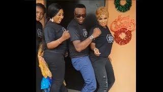 See Femi Adebayo Rocking Iyabo Ojo   Mide Martins on the dance floor That Got People Talking