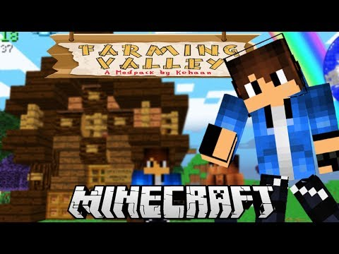 Minecraft Rasa Harvest Moon - Minecraft Farming Valley Indonesia #2