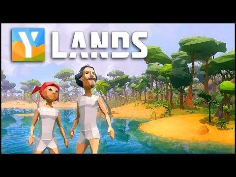 CASTAWAY SIMULATOR - Ylands Gameplay (Open-world Survival Sandbox) - Ep 4