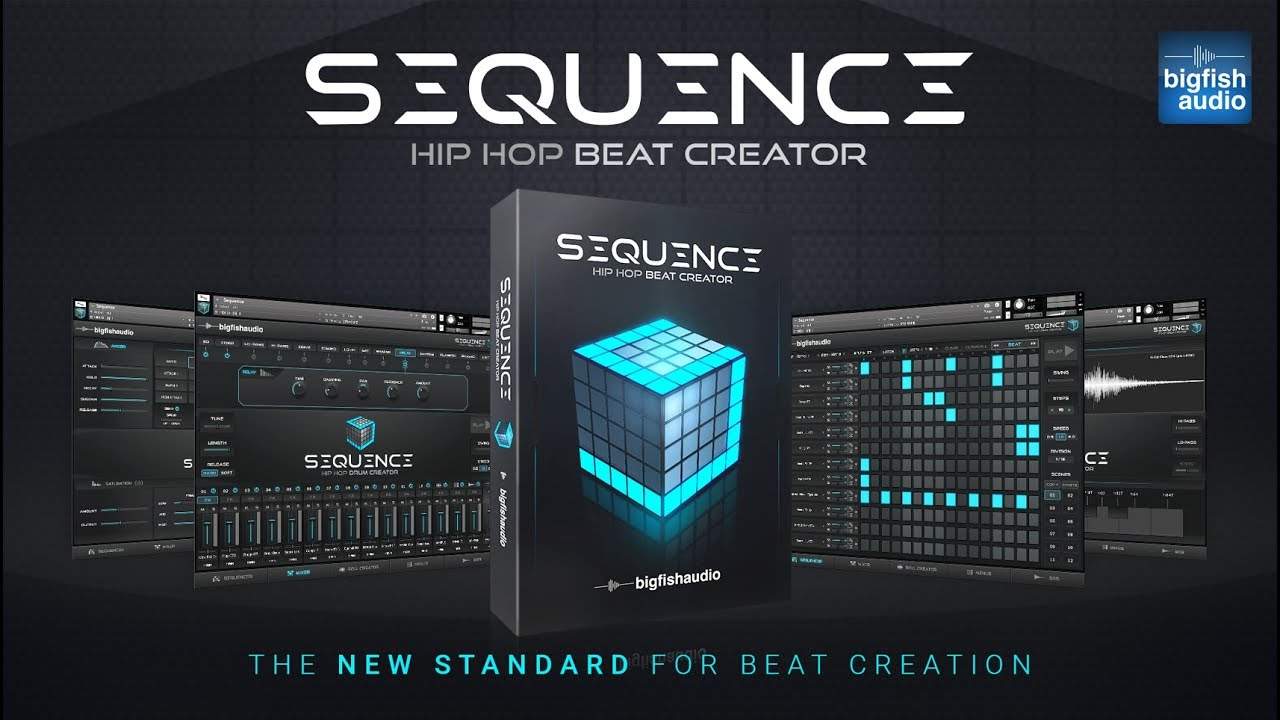 Sequence: Hip Hop Beat Creator Official Trailer