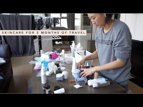VLOG: My Skincare for Travel + Kari Gran | Jenn Rogers