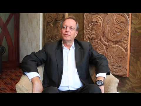 Rwanda Trade & Investment Mission, interview with Prof Tom Kvan