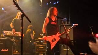 Children Of Bodom, Hate Crew Deathroll, live at Klubben, Fryshuset, Stockholm, 2015 12 05