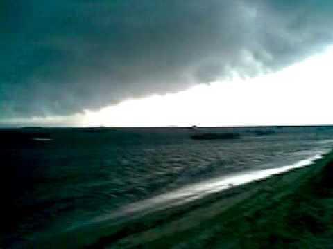 Inhaca Island Storm