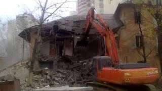 Демонтаж(Грунт на подсыпку,песок,оренда техники,земляные работы,демонтаж., 2015-02-22T16:18:15.000Z)
