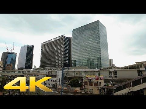 Walking around Osaki, Tokyo - Long Take【東京・大崎】 4K