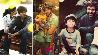 Dhruv Vikram Family Members Photos with Father Mother Sister Pics
