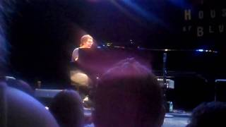 The Secret Life of Morgan Davis  - Ben Folds - Boston 4/6/10
