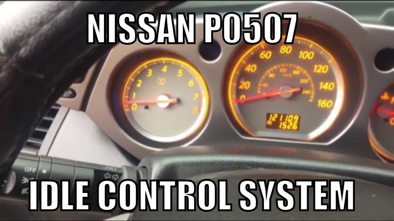 Nissan P0507 Idle Control System Relearn Procedure Youtube Pathfinder 3 5l Engine Diagram