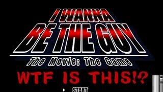 【Popcorn★】I WANNA BE THE GUY [Ep不明] - 這遊戲想怎樣!! (+免費下載link)