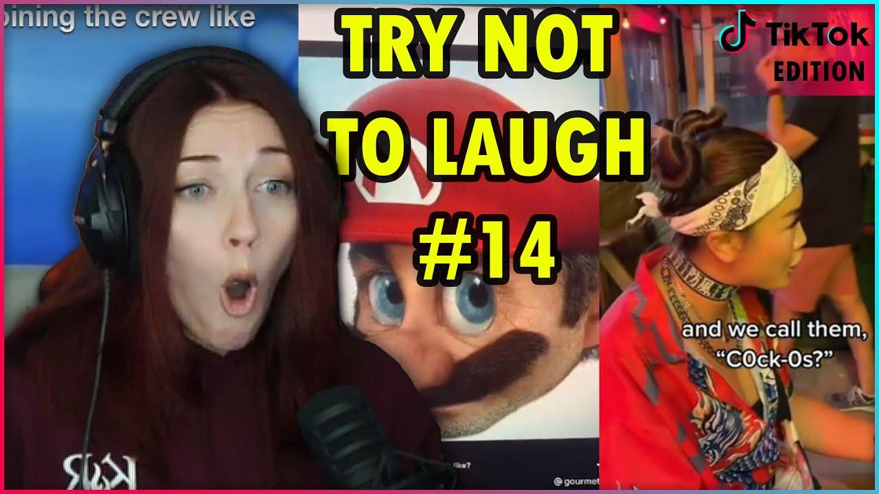 TRY NOT TO LAUGH CHALLENGE #14 (TikTok Edition) | Kruz Reacts