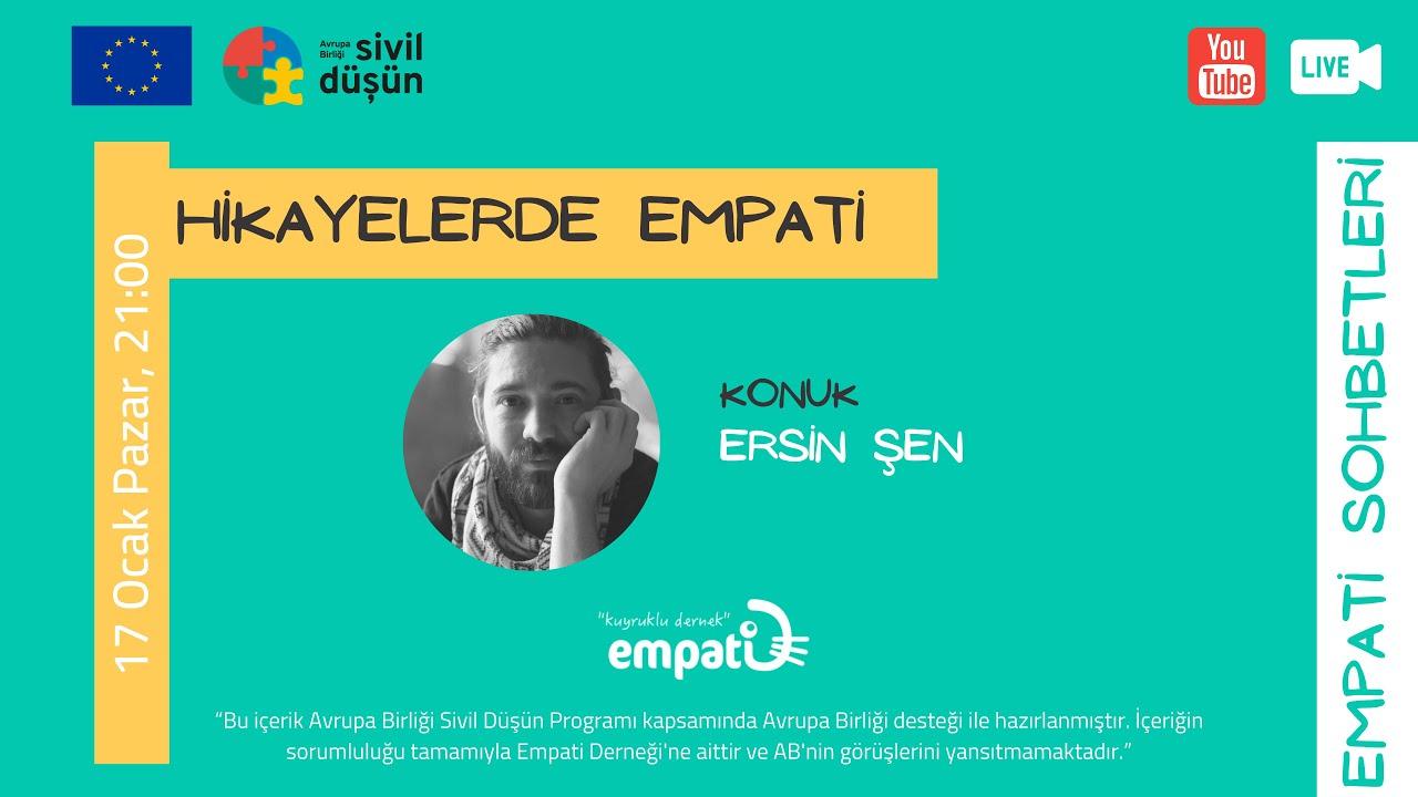 Empati Sohbetleri: Hikayelerde Empati