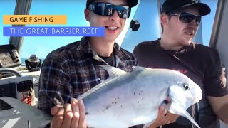 Beer, Bush and Boats Episode 1 - Great Barrier Reef Game Fishing