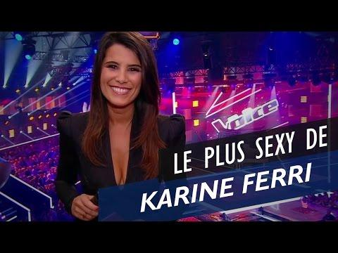 Les moments les plus sexy de... Karine Ferri