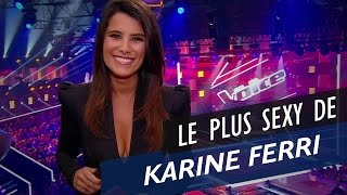 Les moments les plus sexy de... Karine Ferri
