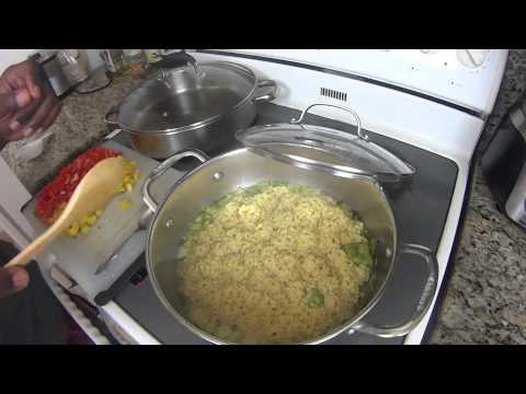 Quinoa Recipe/ Basic Side Dish- Quick And Easy