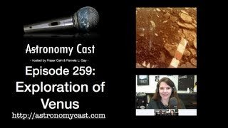 Astronomy Cast Ep. 259: Exploration of Venus