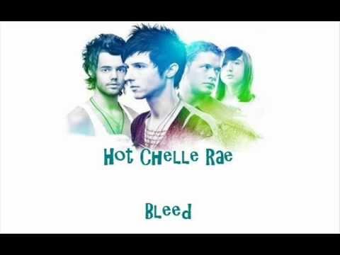 Hot Chelle Rae Bleed Lyrics