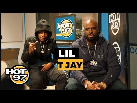 LIL T JAY | Funk Flex | #Freestyle108