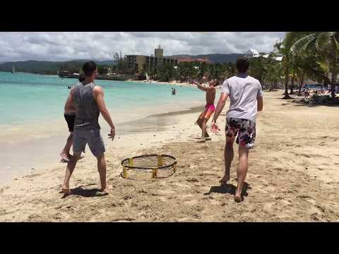 Tribe Men's Basketball Daily Diary in Jamaica - Day 4