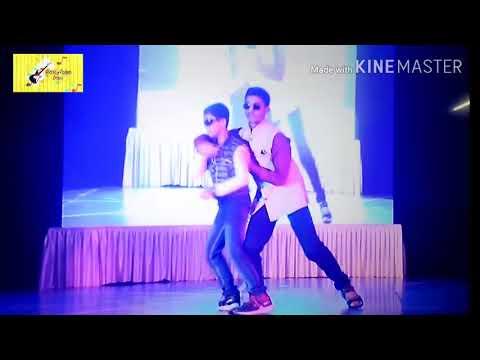 Rockaankuthu | Jillam Jillala | Zingaat Remix Dance by HariArjun bros