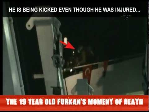19 Yo Turkish-American Killed by IDF in Gaza Flotilla Attack
