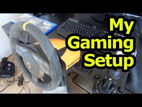 20k Sub Special | AFTERBURNER's Gaming Setup