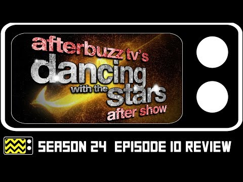 Dancing With The Stars Season 24 Episode 10 Review w/ Kristyn Burtt | AfterBuzz TV