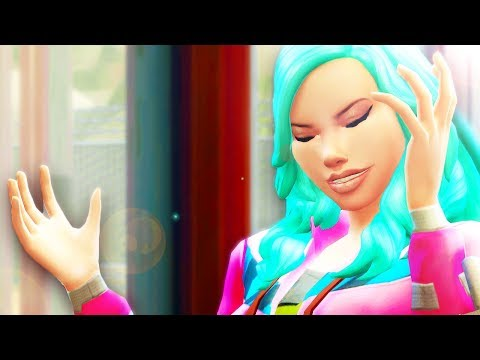 The Sims 4: Not So Berry   Part 24 - EVIL (but kawaii) GHOSTBUSTERS