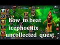 how to beat icephoenix in uncollected hotel modok event quest (pro tips) marvel contest of champion