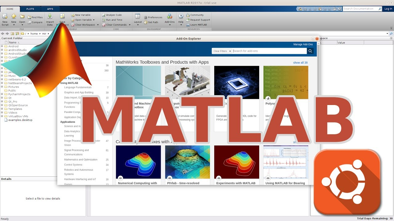 [IT Skill] Image Processing: Download vs Install MATLAB in Linux Ubuntu |  or Full Apps