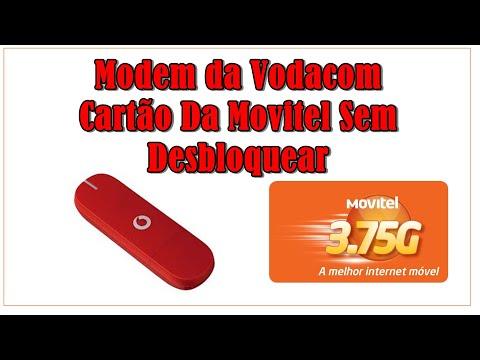 Como Usar O Modem Da Vodacom Em Qualquer Operadora
