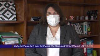 Yvelines | Une direction de l'emploi, du travail et des solidarités créée dans les Yvelines