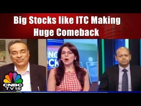 Big Stocks like ITC Making Huge Comeback   Anuj Singhal Top Picks   Taking Stock   CNBC TV18