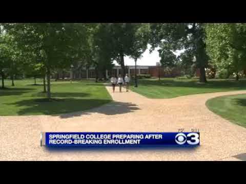 Springfield College Preparing for Move-In Day