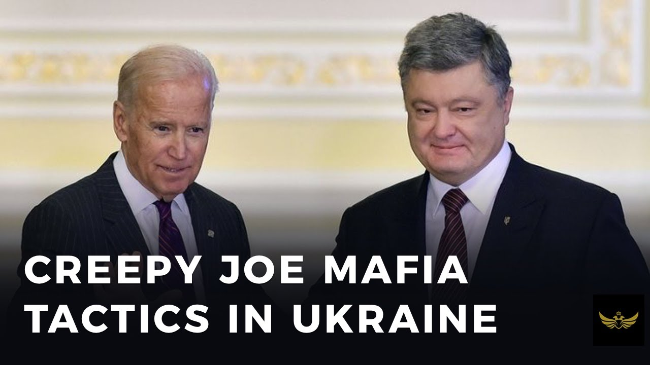 Leaked audio reveals Biden & Kerry mafia tactics in real Ukraine quid pro quo