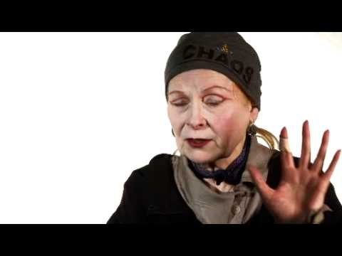 Vivienne Westwood: 'Punk was just an excuse for people to ru