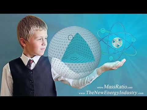 Quantum Gravity and the Holographic Mass - Nassim Haramein - THE NEW ENERGY INDUSTRY