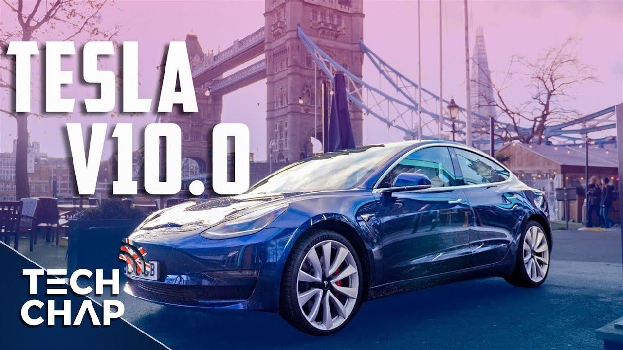 ¿Son las actualizaciones de software de Tesla su arma SECRETA? El | The Tech Chap + vídeo