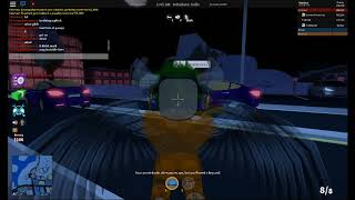 Jailbreak Playing Roblox